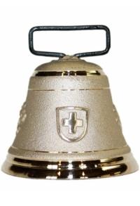 Nr. 6 - Echte Glocke Bronze zum Gebrauch (mit Riemen)
