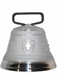 Nr. 9 - Echte Glocke Aluminium zum Gebrauch (mit Riemen)