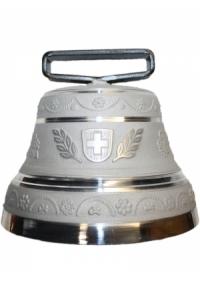 Nr. 20 - Echte Glocke Aluminium zum Gebrauch (mit Riemen)