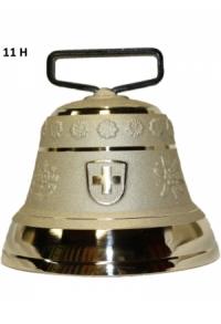 Nr. 11 - Glocke Speziallegierung bruchfest zum Gebrauch (m..
