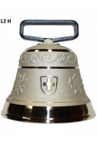 Nr. 12 - Glocke Speziallegierung bruchfest zum Gebrauch (m..