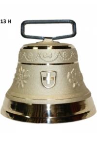 Nr. 13 - Glocke Speziallegierung bruchfest zum Gebrauch (m..