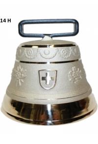 Nr. 14 - Glocke Speziallegierung bruchfest zum Gebrauch (m..