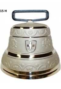 Nr. 15 - Glocke Speziallegierung bruchfest zum Gebrauch (m..