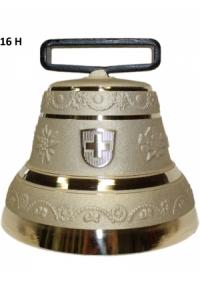 Nr. 16 - Glocke Speziallegierung bruchfest zum Gebrauch (m..