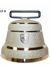 Nr. 17 - Glocke Speziallegierung bruchfest zum Gebrauch (m..