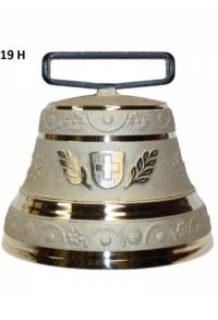 Nr. 19 - Glocke Speziallegierung bruchfest zum Gebrauch (m..