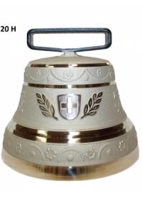 Nr. 20 - Glocke Speziallegierung bruchfest zum Gebrauch (m..