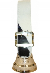 Glocke Schweiz Kuhfell Holstein, Nr. 22 H