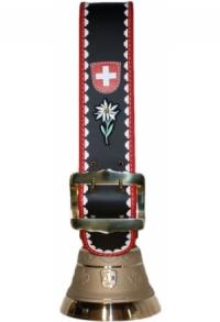 Glocken Schweiz mit Rundzack-Riemen (Midi), Nr. 17 H