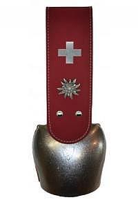 Treichel mit Riemen Rot CH_+ ED, Nr. 3