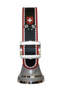 Glocke Schweiz ALU mit Rundzack-Riemen, Nr. 20 H