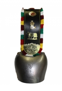 Treichel mit Riemen Appenzell, 35 cm